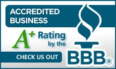"""BBB A+ Rating"""