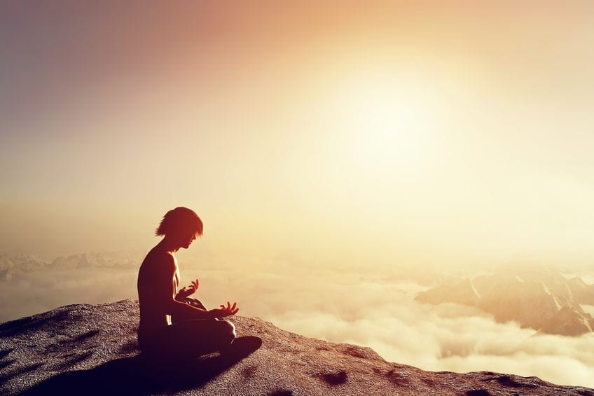 How can meditation help your career as a professional recovery coach?