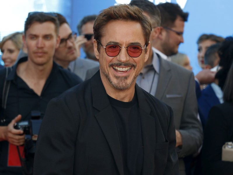 Robert Downey Jr's amazing comeback story from addiction