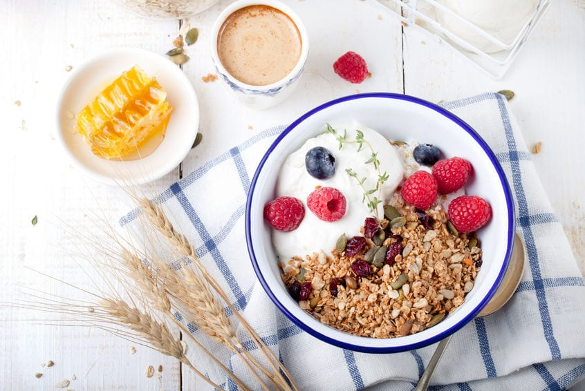 Boost your energy levels with a nutritious breakfast