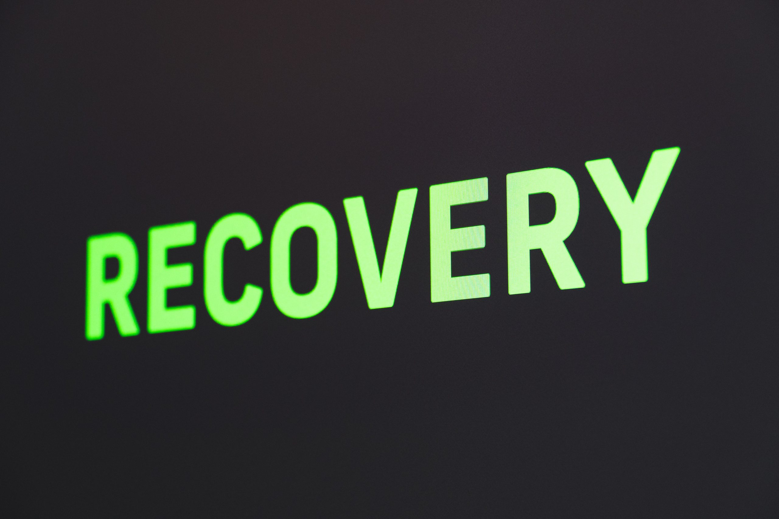 Recovery Resources to Consider